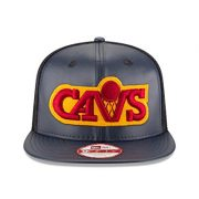 NBA-Cleveland-Cavaliers-Team-Sleek-Trucker-9Fifty-Original-Fit-Cap-One-Size-Black-0-1