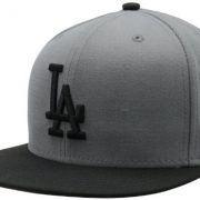 MLB-Los-Angeles-Dodgers-MLB-Basic-StmGry-59Fifty-STORM-GRAYBLACK-7-38-0