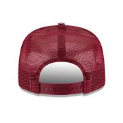 NCAA-Alabama-Crimson-Tide-Mens-Team-Sleek-Trucker-9FIFTY-Snapback-Cap-Maroon-One-Size-0-0