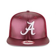 NCAA-Alabama-Crimson-Tide-Mens-Team-Sleek-Trucker-9FIFTY-Snapback-Cap-Maroon-One-Size-0-1