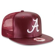 NCAA-Alabama-Crimson-Tide-Mens-Team-Sleek-Trucker-9FIFTY-Snapback-Cap-Maroon-One-Size-0-2